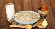 جو پرک و شیر برای صبحانه ؛ معرفی صبحانه سالم و مقوی با جو پرک و شیر