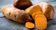 خواص سیب زمینی شیرین برای معده ؛ درمان مشکلات معده با سیب زمینی شیرین