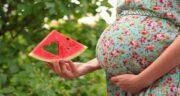 خواص هندوانه برای جنین ؛ خوردن میوه هندوانه برای سلامت جنین