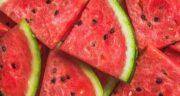 خواص هندوانه برای کودکان ؛ مصرف هندوانه برای سلامت استخوان بچه ها
