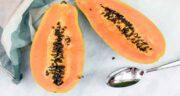 خواص پاپایا برای کبد ؛ خوردن میوه پاپایا برای پاکسازی و ناراحتی کبد چرب