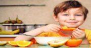 خواص پرتقال برای کودکان ؛ خاصیت خوردن پرتقال برای رشد کودکان