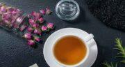 خواص چای سبز و رزماری و گل محمدی ؛ فواید درمانی مخلوط چای سبز رزماری و گل محمدی