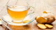 خواص چای سبز و زنجبیل ؛ حفظ سلامتی بدن با خوردن چای سبز و زنجبیل
