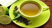 خواص چای سبز و لیمو ؛ مخلوط چای سبز و لیمو بسیار پر خاصیت می باشد