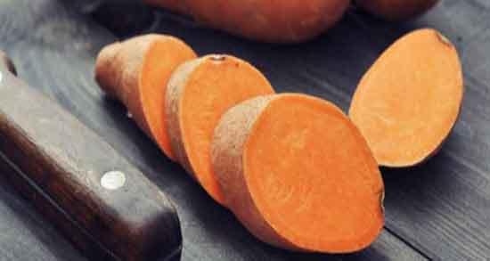 سیب زمینی شیرین و خواص ؛ خاصیت مصرف سیب زمینی شیرین برای سلامتی