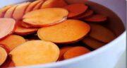 عکس سیب زمینی شیرین ؛ مشخصات ظاهری و خواص سیب زمینی شیرین