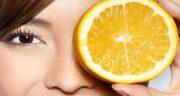 فواید پرتقال برای پوست ؛ از بین بردن لکه های تیره پوست با خوردن پرتقال