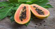 پاپایا برای لاغری ؛ روش طبیعی و موثر برای کاهش وزن با خوردن پاپایا