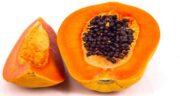 پاپایا و سرماخوردگی ؛ تقویت سیستم ایمنی بدن با مصرف میوه پاپایا