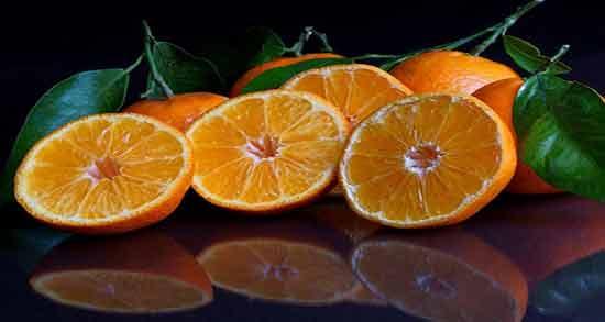 پرتقال و فشار خون بالا ؛ پرتقال کنترل کننده فشار خون می باشد