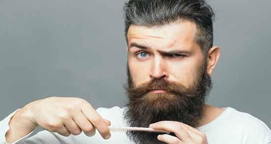 پیاز برای رشد ریش ؛ خاصیت تقویت کنندگی موهای صورت آقایان
