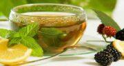 چای سبز و لیمو ترش ؛ درمان چربی خون بالا با نوشیدن چای سبز و لیمو ترش