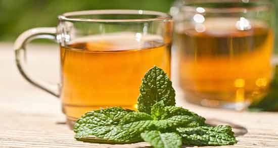 چای سبز و نعناع برای لاغری ؛ کاهش وزن و لاغری با خوردن چای سبز و نعناع