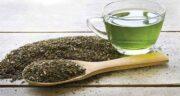 چای سبز و کیست ؛ درمان کیست های بدن با خوردن چای سبز