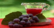 انگور قرمز برای چی خوبه ؛ فواید درمانی مصرف انگور قرمز برای سلامتی