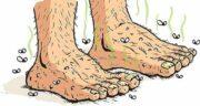 بوی بد پا ؛ نشانه چه بیماری است و درمان بوی بد پا با حنا را چگونه از بین ببریم