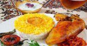 خواص برنج و مرغ ؛ خاصیت خوردن برنج با مرغ برای تامین انرژی بدن