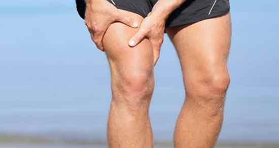 درد ران پا ؛ علت درد در ماهیچه ران پا و ساق پا و قسمت خارجی ران پا