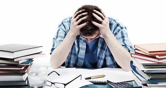 درمان استرس و اضطراب ؛ عوارض استرس و اضطراب عصبی و تپش قلب