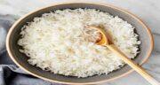 طبع برنج ؛ آیا می دانید طبع برنج سفید پخته شده چگونه است
