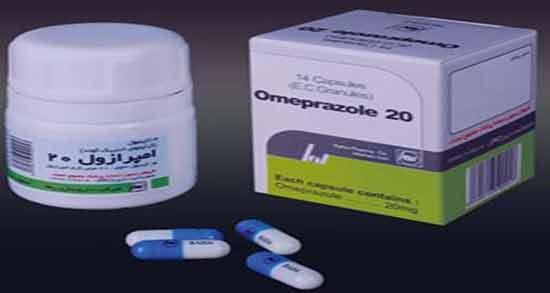 قرص امپرازول ؛ عکس و نحوه استفاده از و عوارض خطرناک قرص امپرازول و لاغری و فشار خون