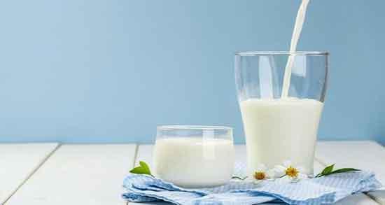 عوارض شیر ؛ عوارض شیر خشک برای بزرگسالان + عوارض شیر موز
