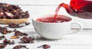 خواص چای ترش برای چربی خون ؛ کاهش چربی خون با مصرف چای ترش