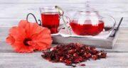 خواص چای ترش روازاده ؛ فواید و خواص مصرف دمنوش چای ترش روازاده