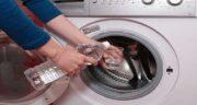 سرکه سفید در لباسشویی ؛ ضدعفونی کردن و تمیز شدن بیشتر لباس ها با سرکه سفید