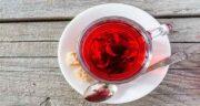 چای ترش و لاغری ؛ افزایش سوخت و ساز بدن با مصرف چای ترش