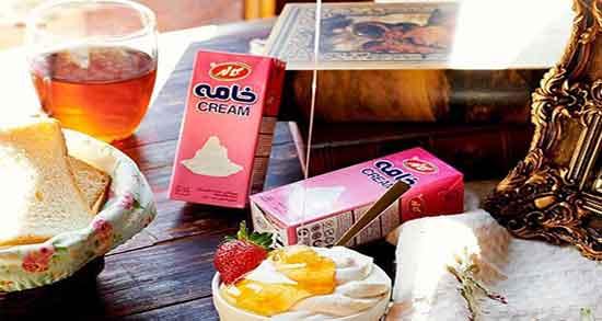 خواص خامه صبحانه ؛ خواص خامه صبحانه در بارداری + خامه برای کبد چرب