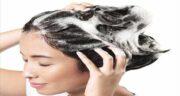 خواص جوش شیرین در شامپو ؛ تاثیر ریختن جوش شیرین در شامپو برای افزایش رشد و تقویت مو