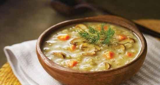 خواص جو در سوپ ؛ ارزش غذایی جو برای استفاده در سوپ