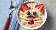 صبحانه با جو دوسر برای کودکان ؛ آموزش درست کردن صبحانه ای مقوی برای کودک با جو دوسر