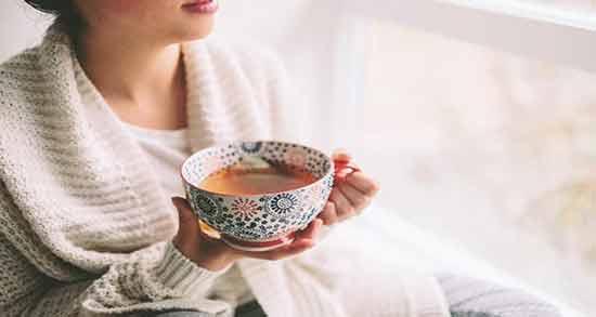 چای برگ به در بارداری ؛ خواص و مضرات مصرف چای برگ به در دوران بارداری