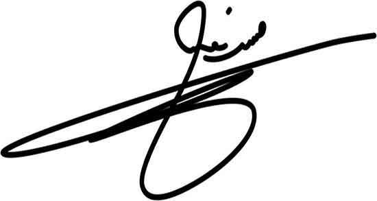تعبیر خواب امضا ؛ گرفتن از شهید و از شخص مشهور و دیگران و امضا اثر انگشت