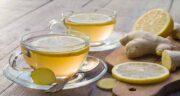 خواص دمنوش زنجبیل برای سردرد ؛ تاثیر مصرف دمنوش زنجبیل برای درمان سردرد های شدید و میگرنی