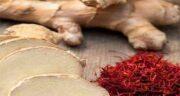 خواص دمنوش زنجبیل و زعفران ؛ تقویت ایمنی بدن با مصرف دمنوش زنجبیل و زعفران