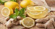 خواص دمنوش نعناع و زنجبیل و لیمو ؛ خاصیت آرامش بخش بودن دمنوش نعناع و زنجبیل و لیمو