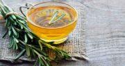 خواص رزماری در چایی ؛ فواید شگفتانگیز نوشیدن چای رزماری برای سلامتی