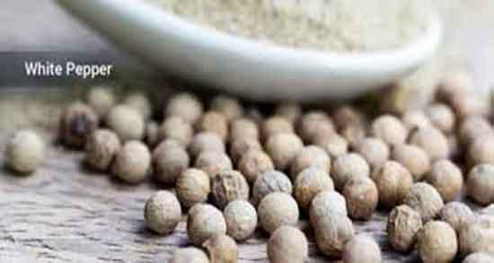 خواص فلفل سفید ؛ برای لاغری و بارداری و در چه غذاهایی استفاده میشود