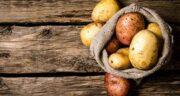 خواص پوست سیب زمینی ؛ برای دیابت و مو و گل و جای جوش و نحوه استفاده