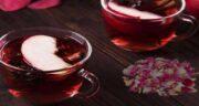 خواص چای به و سیب و گل محمدی ؛ خواص چای ترکیبی به برای سلامت بدن
