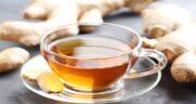 خواص چای زنجبیل برای بدن ؛ تاثیر خوردن چای زنجبیل برای تقویت ایمنی بدن