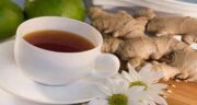 خواص چای زنجبیل برای لاغری ؛ کمک به چربی سوزی با چای زنجبیل