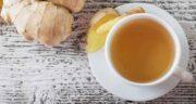 خواص چای زنجبیل برای کبد ؛ درمان بیماری کبد چرب با خوردن چای زنجبیل