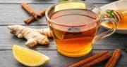 خواص چای زنجبیل دارچین ؛ لاغری شکم و کاهش وزن سریع با مصرف چای زنجبیل دارچین