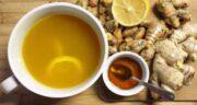 خواص چای زنجبیل و آبلیمو ؛ تاثیر استفاده از چای زنجبیل و آبلیمو در رژیم لاغری