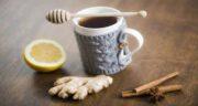 خواص چای زنجبیل و دارچین ؛ فواید درمانی مصرف چای زنجبیل و دارچین برای سلامتی